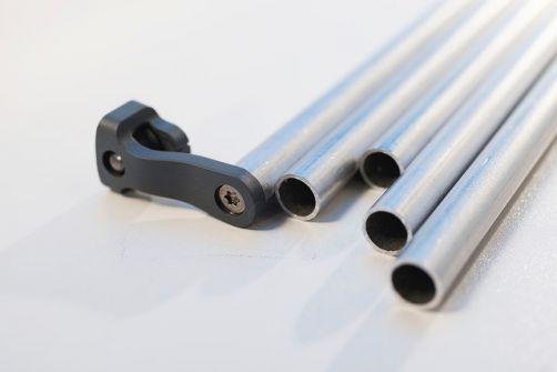 12mm Alu-Rohr