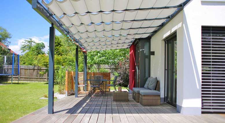 Gut bekannt Beschattung SHOP | Wintergarten – Terrassendach – Pergola NQ77
